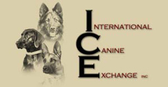 International canine exchange website